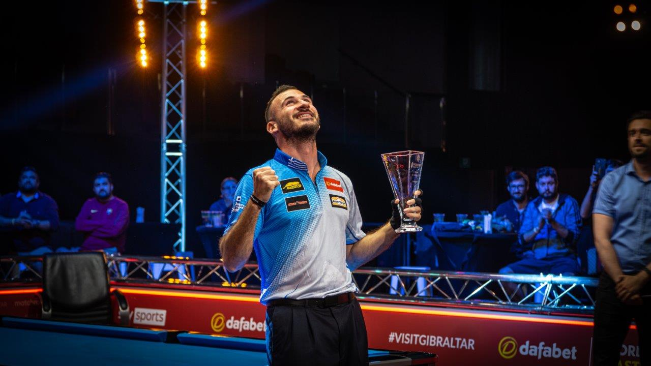 World Pool Masters:Redemption For Kazakis