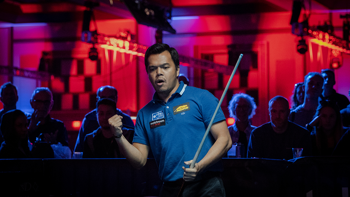 Only four remain at US Open Pool Championship