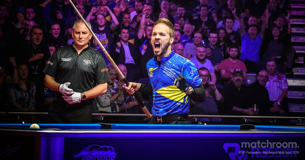 OUSCHAN RETURNS TO PARTYPOKER MOSCONI CUP FOR TEAM EUROPE