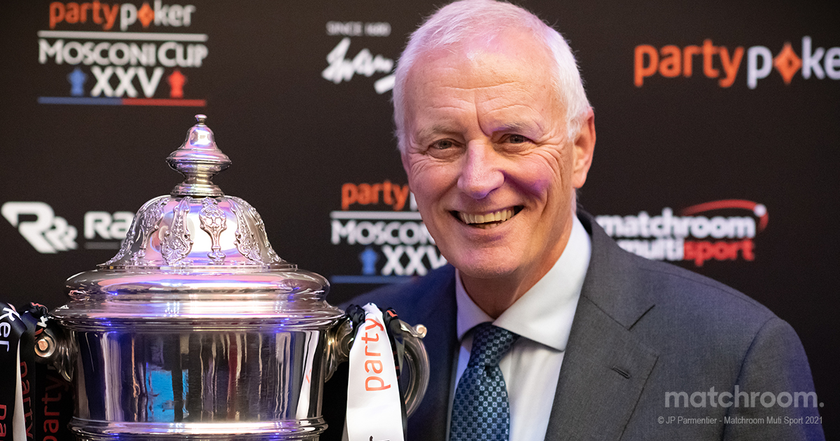 BARRY HEARN OBE STEPS ASIDE AS EDDIE HEARN BECOMES MATCHROOM SPORT GROUP CHAIRMAN