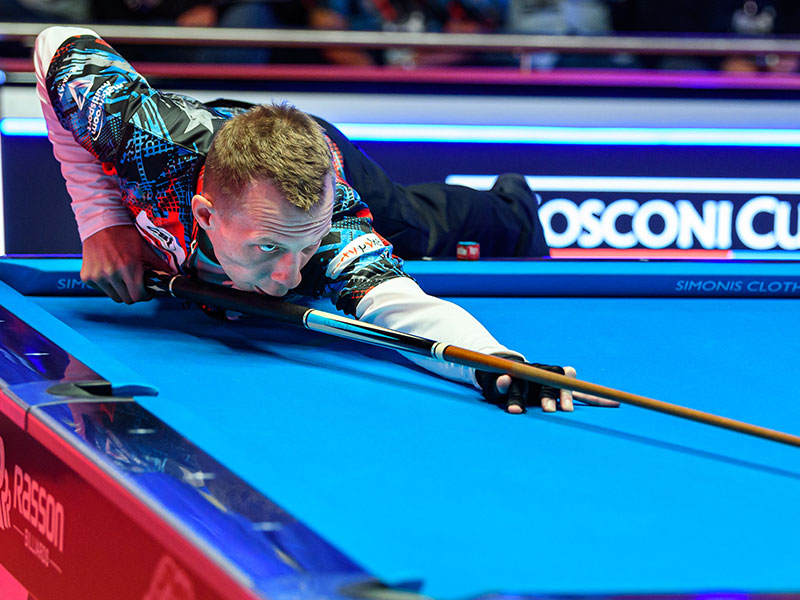 BERGMAN RULED OUT OF PARTYPOKER MOSCONI CUP AFTER POSITIVE COVID-19 TEST