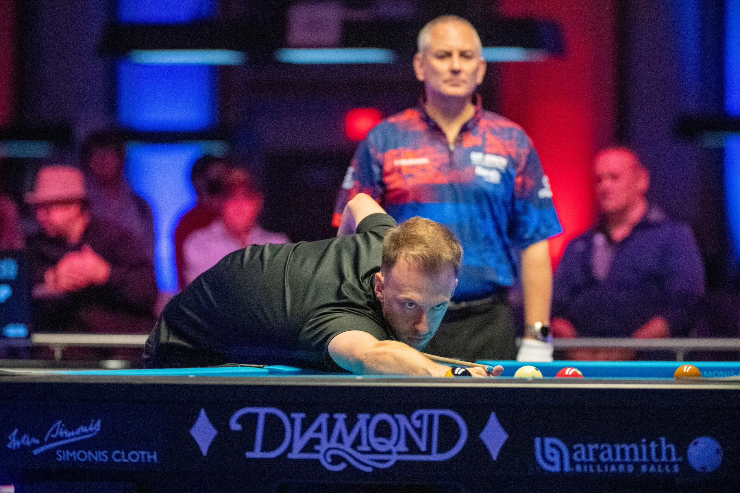 Day 2 of US Open Pool Championship sees players hopes and dreams decided