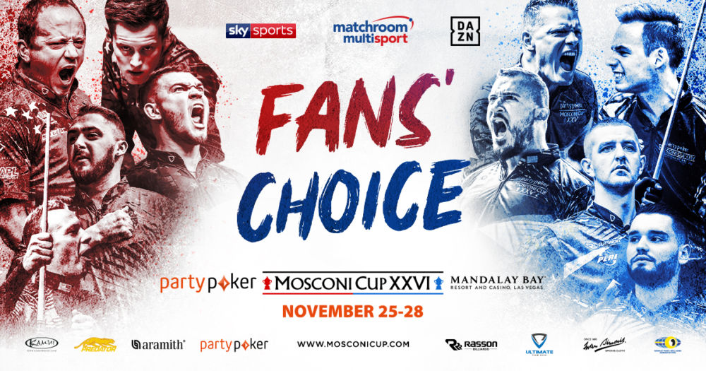 Fans' Choice Is Back!