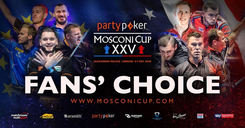 Toda la información sobre la Copa Mosconi XXIV 2018