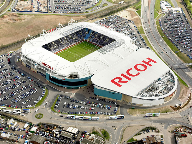 PARTYPOKER MOSCONI CUP MOVES TO RICOH ARENA, COVENTRY