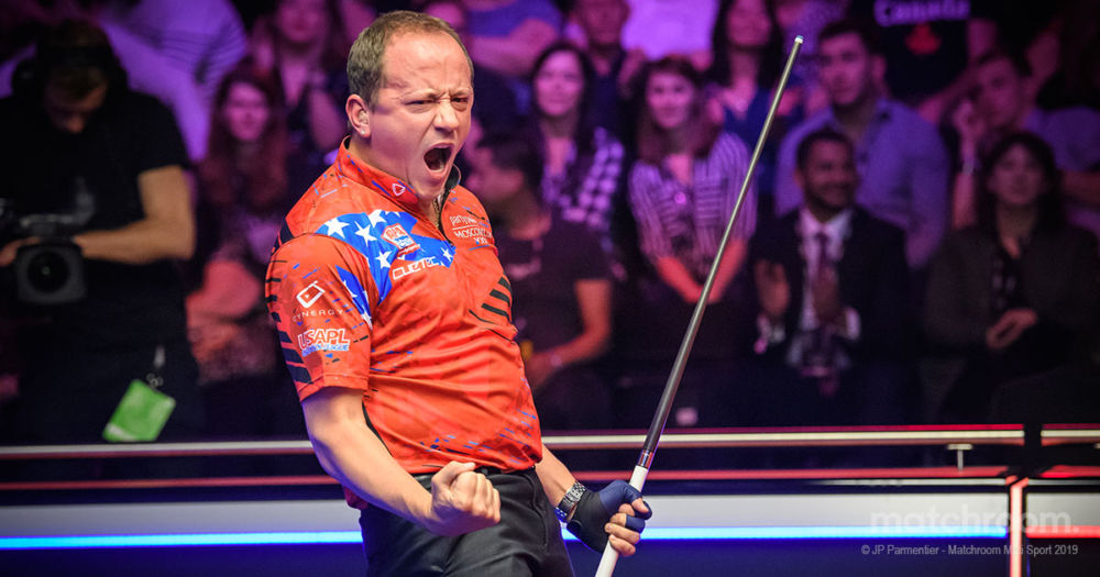 VAN BOENING CONFIRMED FOR TEAM USA