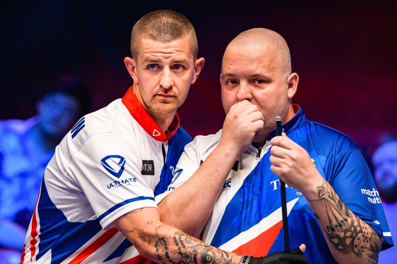 SHAW & FILLER AMONG LATEST NAMES CONFIRMED FOR WORLD CUP OF POOL