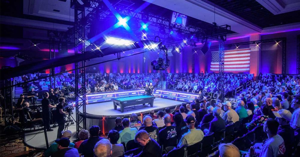 US OPEN POOL CHAMPIONSHIP 2020 CANCELLED