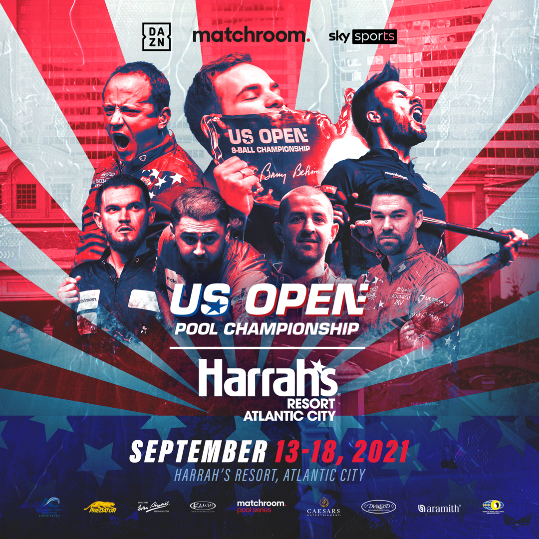 US Open Player Entries Available