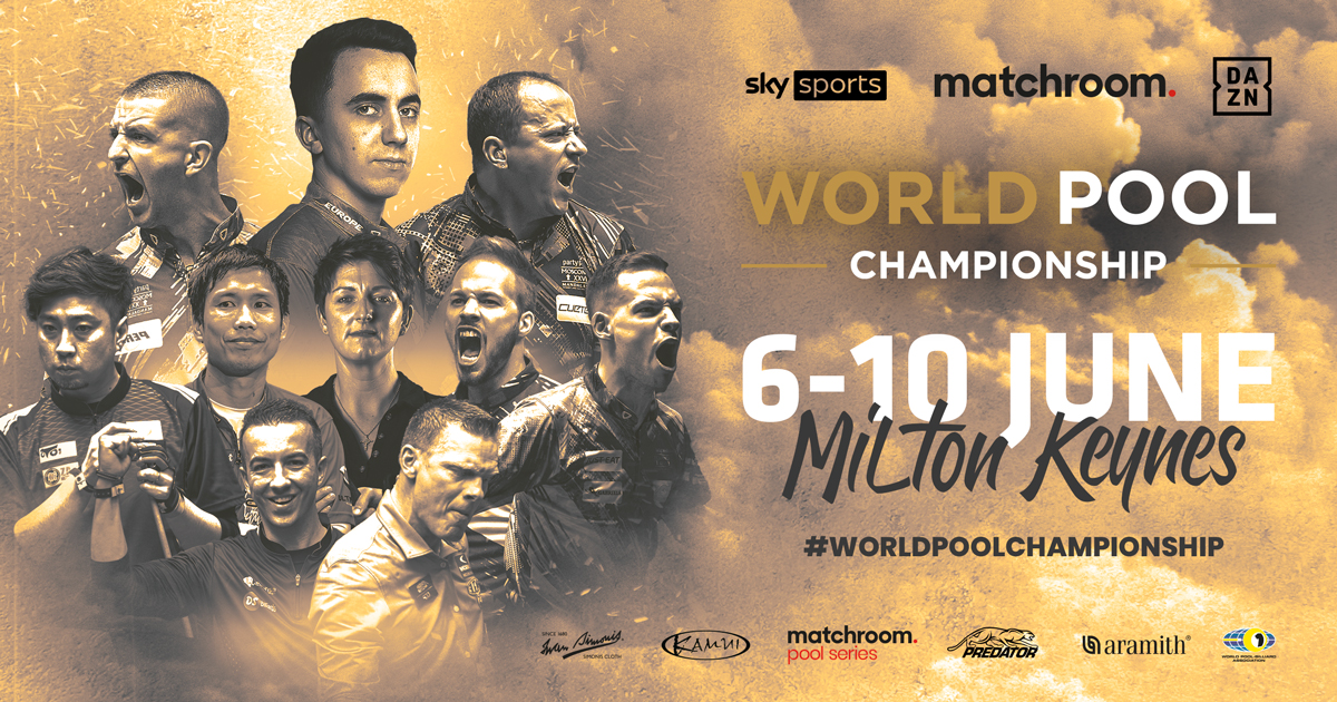 Download The Official World Pool Championship Artwork