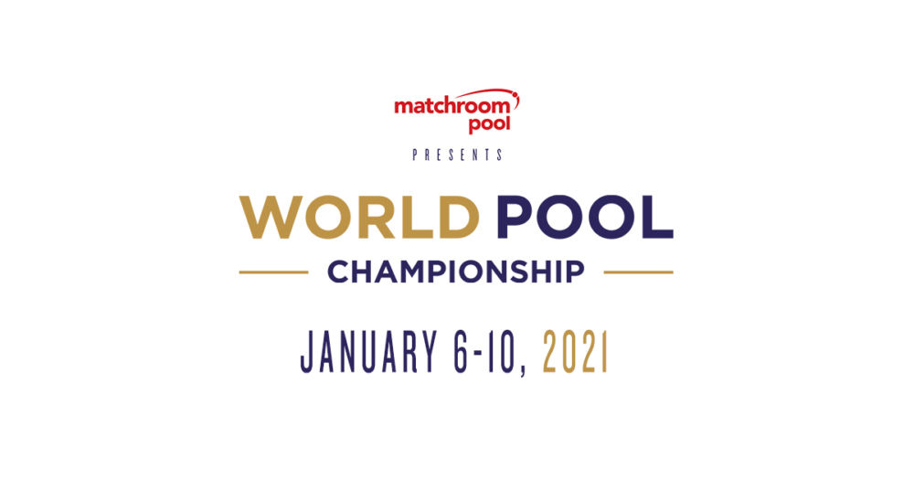 WORLD POOL CHAMPIONSHIP MOVES TO JANUARY