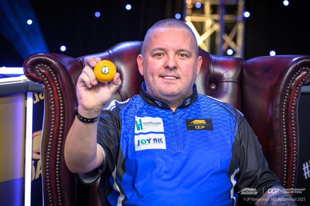 MAGICIAN MELLING CONJURES UP GROUP 1 SUCCESS AT PREDATOR CHAMPIONSHIP LEAGUE POOL