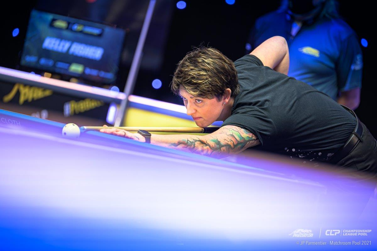 FISHER TO MEET TKACH AS PREDATOR CHAMPIONSHIP LEAGUE POOL CONTINUES
