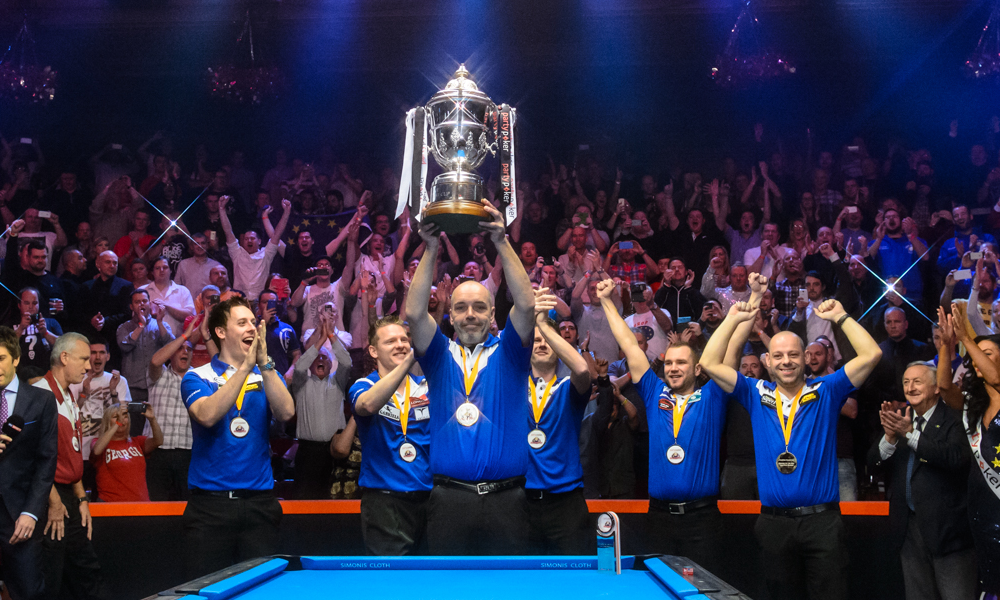 Mosconi Cup XXI