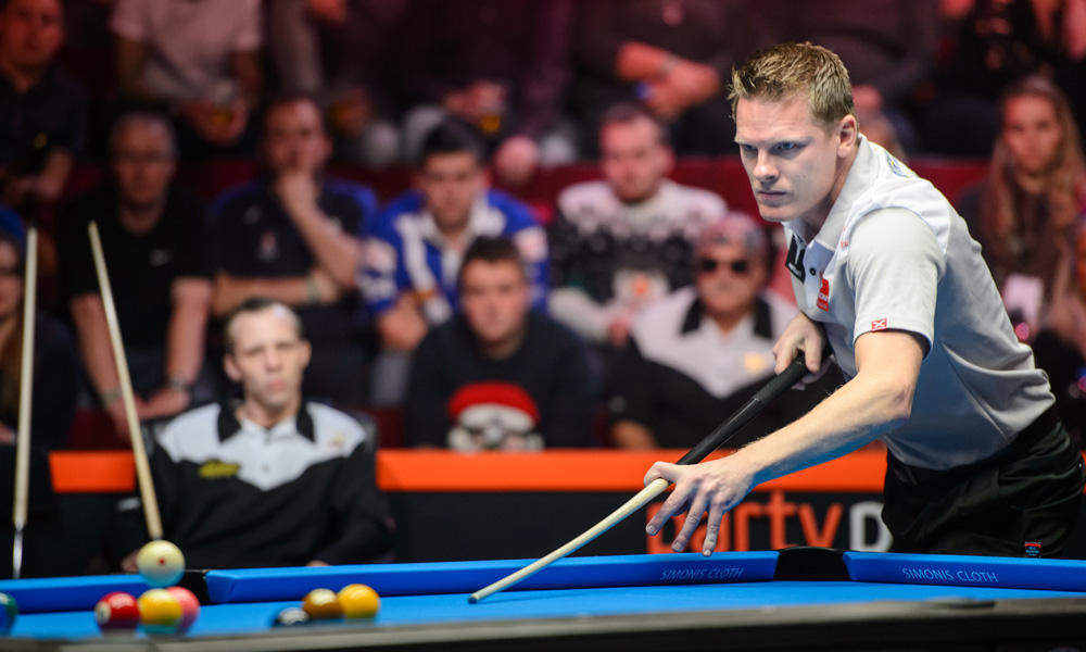 Feijen looking hot favourite for the Tropicana