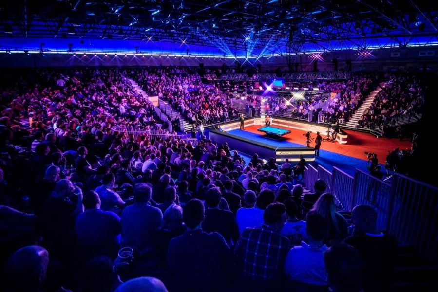 Mosconi Cup XXV – Ticket Update