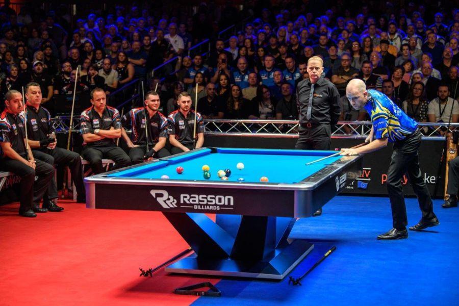 Matchroom Multi Sport and RASSON BILLIARDS Extend Partnership