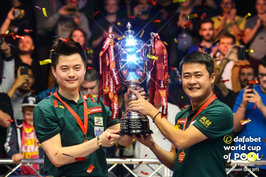 World Cup of Pool returns to London