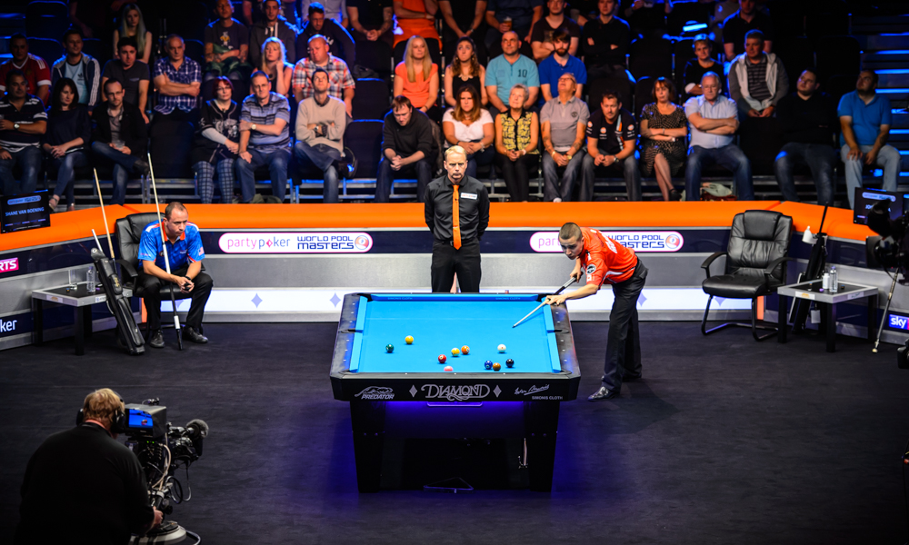 WPM: Three seeds come through in thrillers! - Matchroom Pool