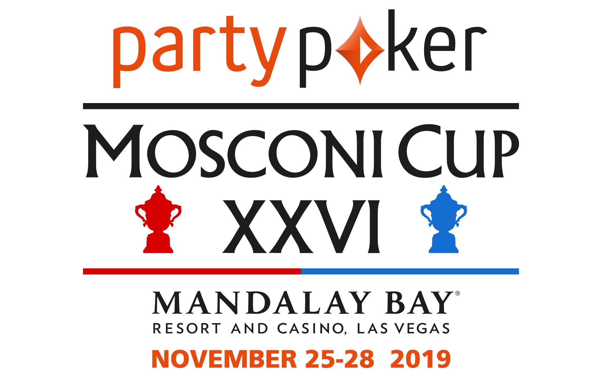 Mosconi Cup Matchroom Pool