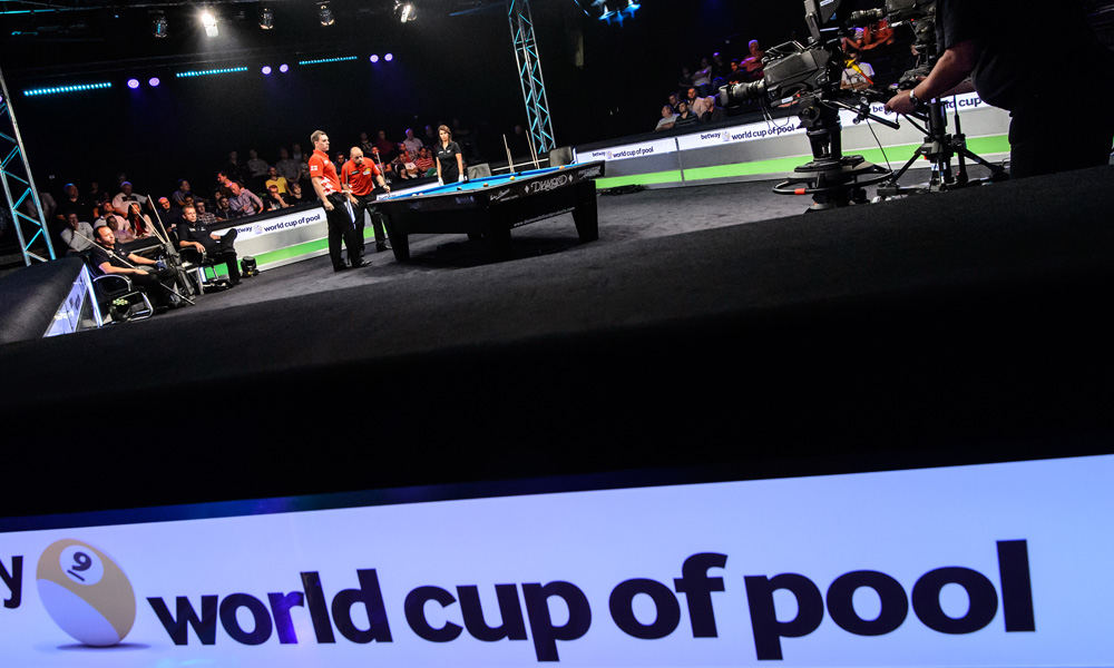 World Cup Of Pool 2014