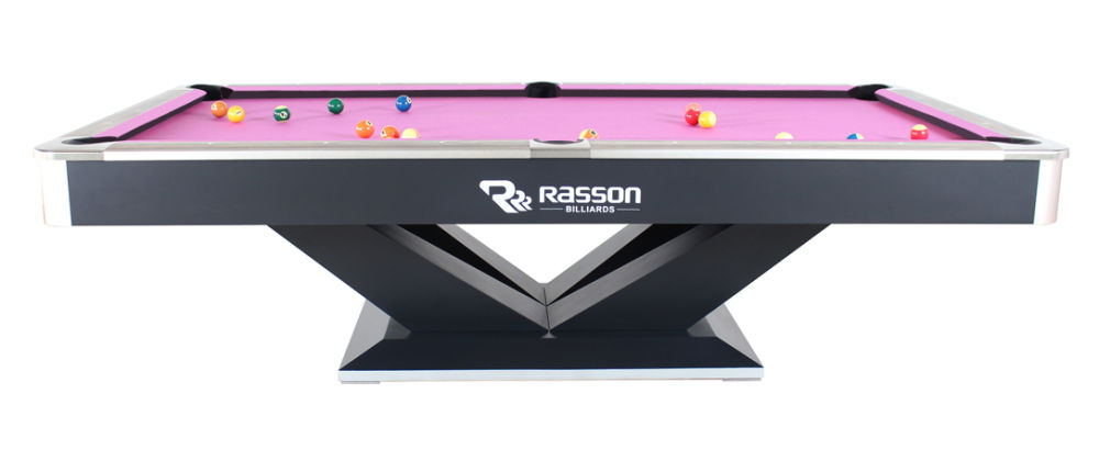 RASSON Announced As New Matchroom Pool Table Supplier Matchroom Pool - Mosconi pool table