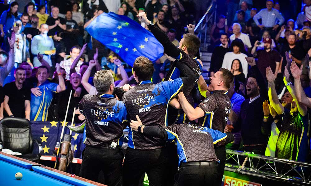 Team Europe Rankings Latest: All to play for in Kuwait