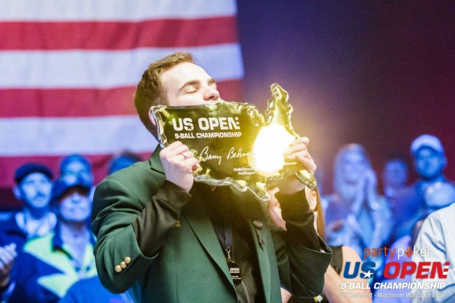 Filler Wins:partypoker US Open:9-Ball Championship