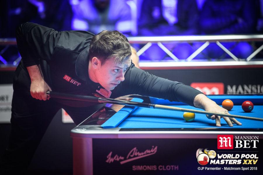 Boyes epic comeback seals semi-final spot