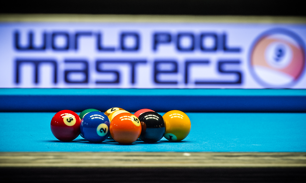 PartyPoker:World Pool Masters:Manchester 2015
